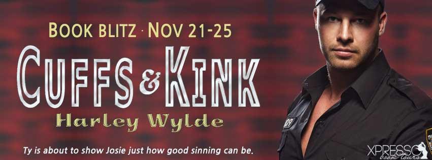 Cuffs and Kink Harley Wylde