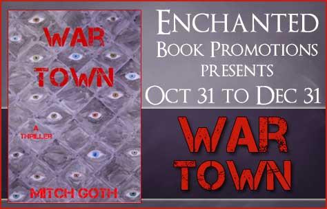 War Town book banner