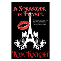 Stranger in France book tour