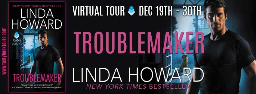 Linda Howard blog tour