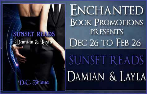 Sunset Reads book tour