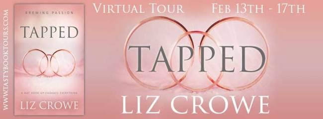 Blog tour Liz Crowe