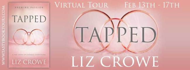 Blog tour Liz Crowe