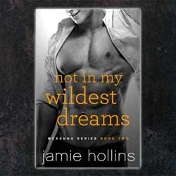 Jamie Hollins book tour