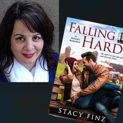 Stacy Finz romance author