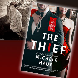 Michele Hauf the thief blog tour