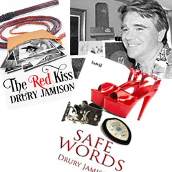 Drury Jamison - A Guy Who Writes Erotic, Romance Novels