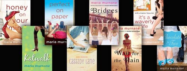 Maria Murnane books
