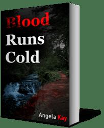 DeLong book cover Blood Runs Cold