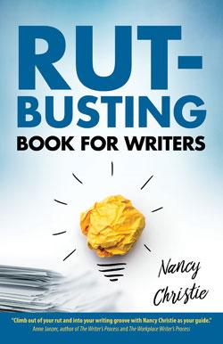 Nancy Christie Rut-Busting book