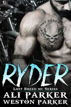 Ryder book cover