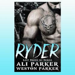 Ryder blog tour