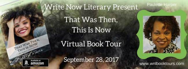 Blog tour That was then