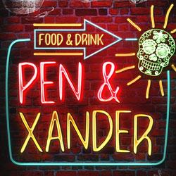Penn Xander book tour