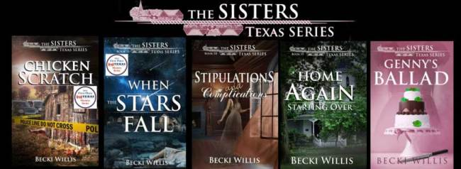 Becki Willis series