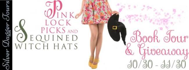 Carla Rehse Pink Lock blog tour