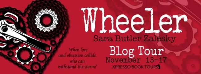 Blog tour Wheeler