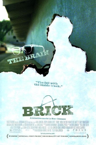 "Brick - Plakat ""The Brain"""