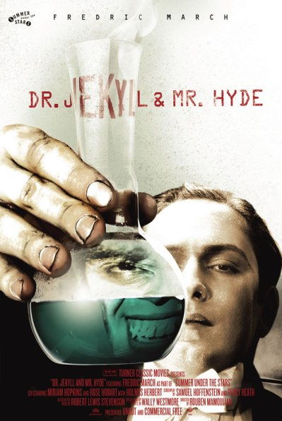 Movie Poster Dr Jekyll & Mr Hyde