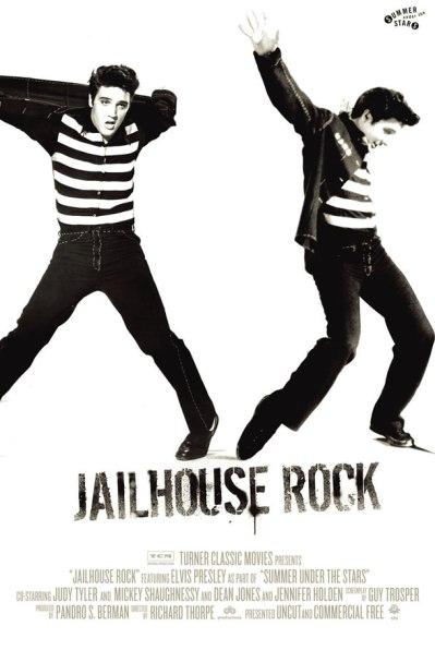 Movie Poster Jailhouse Rock