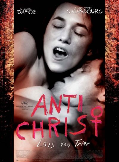 Antichrist internationales Poster