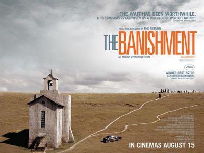 Movieposter - The Banishment
