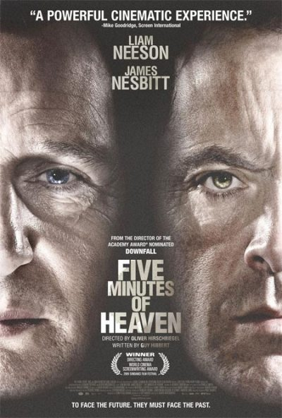Five Minutes of Heaven ugly Movie Poster