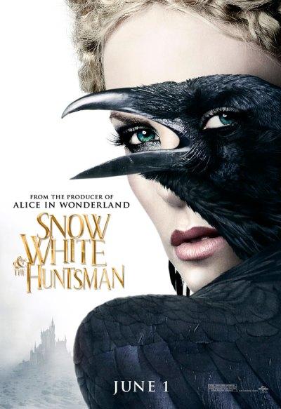 """Teaserplakat für """"Snow White & The Huntsman"""""""