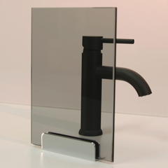 verre teinte gris ou bronze