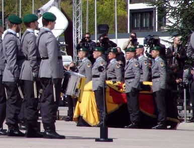 Offizier Einstellungstest Aufgaben - Ausbildung bei der Bundeswehr