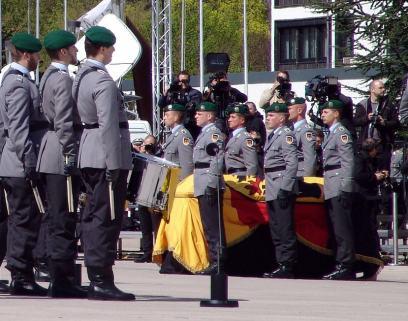 Feldwebel Eignungstest - Aufgaben bei der Bundeswehr