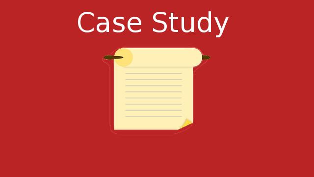 case study im bewerbungsgespräch