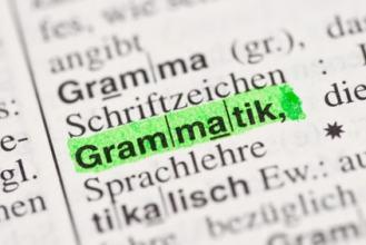 Grammatik Online Test - sehr beliebt