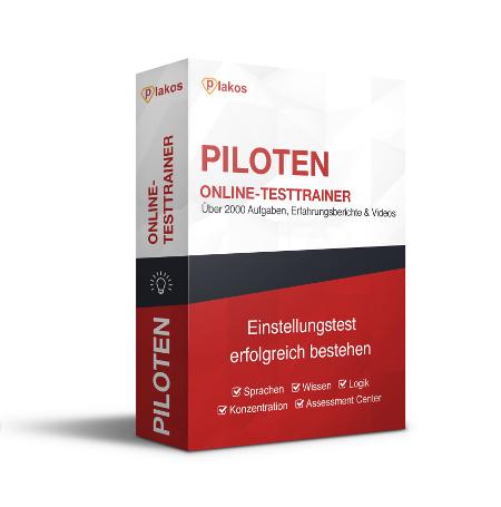 Pilotentest Online-Testtrainer