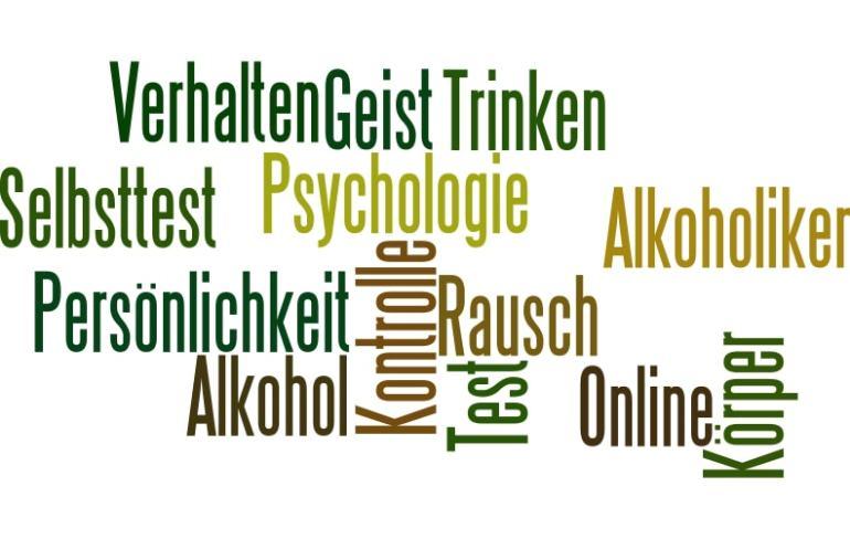 Selbsttest Alkohol und andere Online Tests
