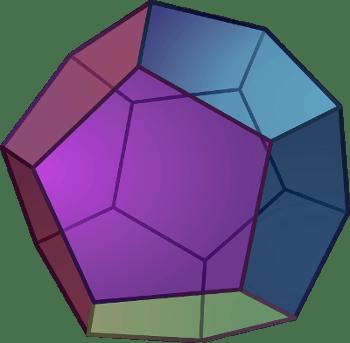 Wie viele Flächen hat die folgende Figur?