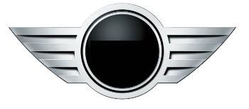 Ist es das Markenzeichen von Mini, Chrysler, Daewoo, oder Harley Davidson?
