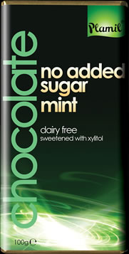 No Added Sugar Mint Chocolate