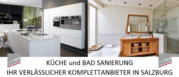 Renovierung und Sanierung von Küche und Bad