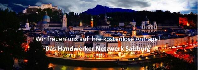 Handwerkernetzwerk Salzburg  Wir freuen uns auf Ihre kostenlose Anfrage!