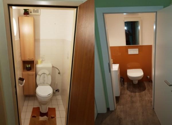 WC Renovierug