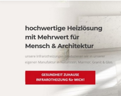 Die Infrarotheizung ist eine hochwertige Heizlösung mit Mehrwert für Mensch & Architektur