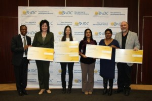 IDC Award Ceremony, 29 April 2015