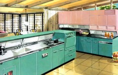 Cool 1950s Kitchen Decorating That Will Fascinate You