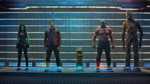 Guardians of the Galaxy sizzle reel leaked from San Diego ComicCon. Yes, you want to see this.
