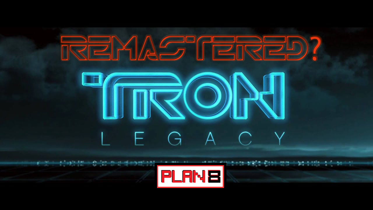 Tron Legacy Remastered
