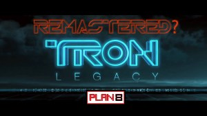 TRON Legacy remastered to 4K UHD and with improved de-aging CGI