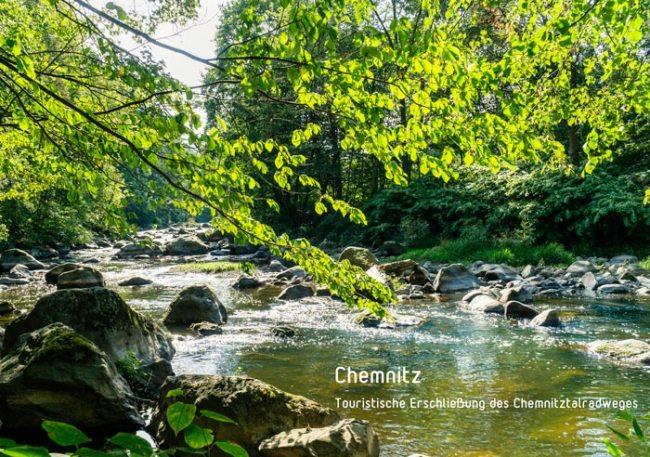chemnitztalradweg, imagefoto