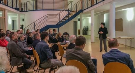 Workshop zum Chemnitztalradweg