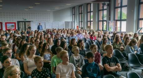 Betreuung der Gerhart-Hauptmann-Oberschule